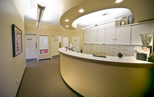 Nora Dental Associates Indianapolis Dentist Office